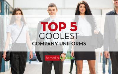 Top 5 Coolest Company Uniforms